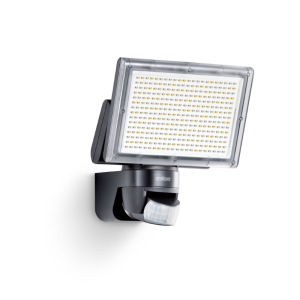 Sensor-switched outdoor floodlight XLED home 3 Black