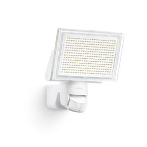Sensor-switched outdoor floodlight XLED home 3 White