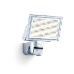Sensor-switched outdoor floodlight XLED home 3 Silver