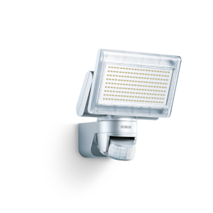 Sensor-switched outdoor floodlight XLED home 1 Silver