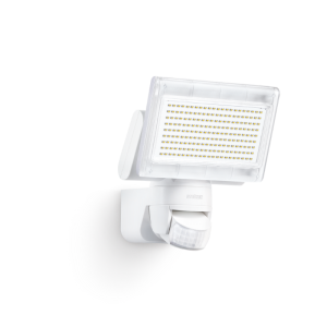 Sensor-switched outdoor floodlight XLED home 1 White