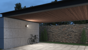 62145_Moodbild_XLED_ONE_Carport